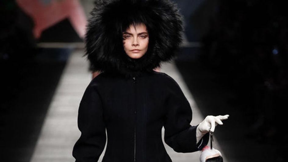 Fendi Milano Fashion Week autunno inverno 2014-2015