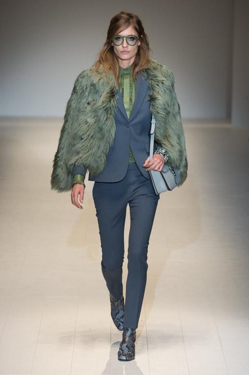 Défilé Gucci Prêt-à-Porter Milan Automne-Hiver 2014-2015