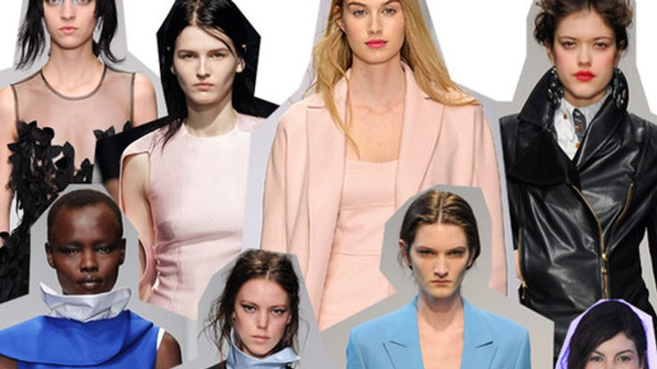 The Hottest Autumn/Winter Trends For 2014