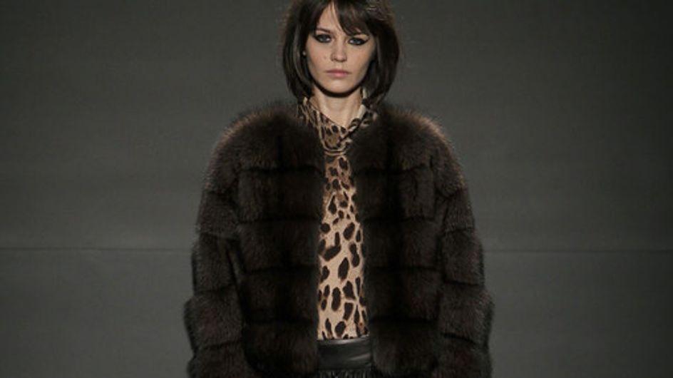 Simonetta Ravizza Milano Fashion Week autunno inverno 2014- 2015