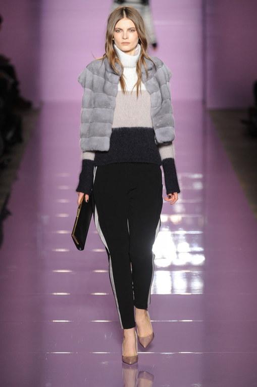 Sfilata Les Copains Milano Fashion Week autunno-inverno 2015