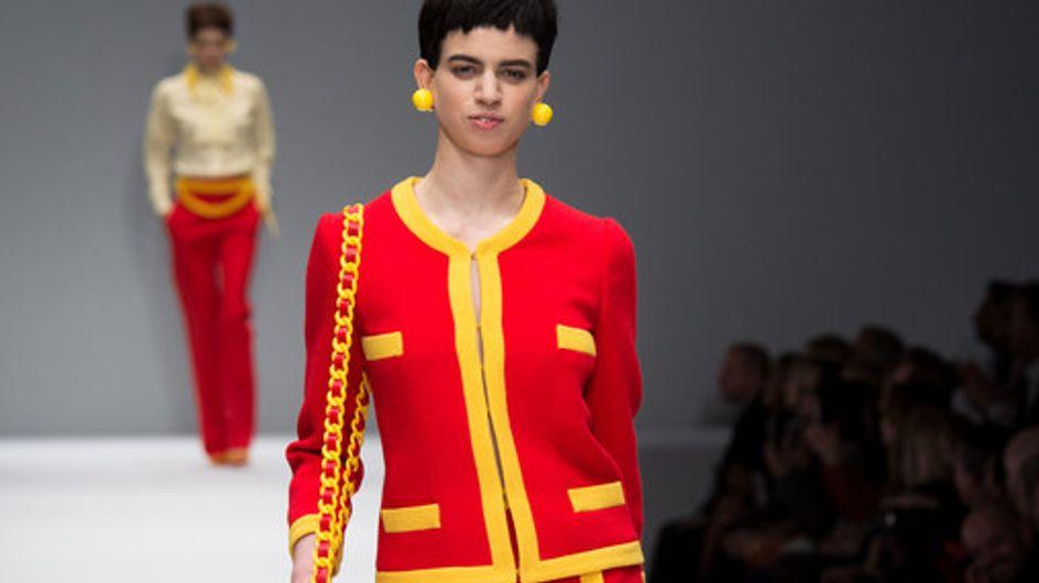 Moschino - Milán Fashion Week O/I 2014-2015
