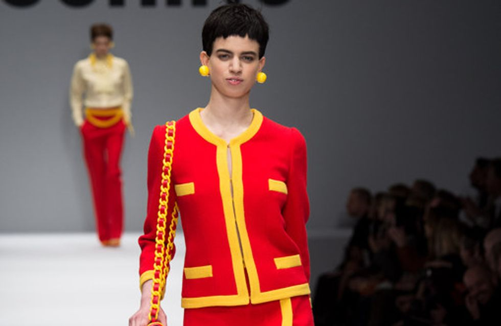 Moschino - Milán Fashion Week O/I 2014-2015