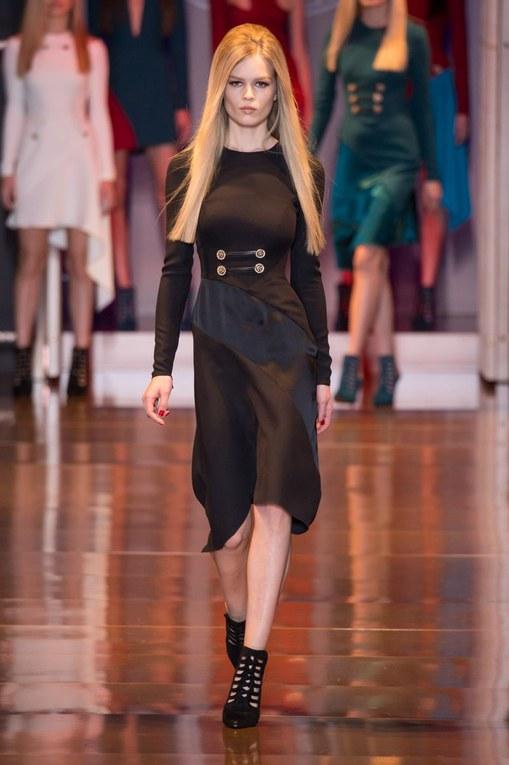 Sfilata Versace Milano Fashion Week autunno-inverno 2015