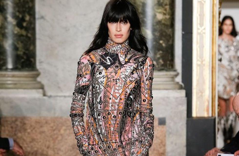 Sfilata Emilio Pucci Milano Fashion Week autunno-inverno 2015