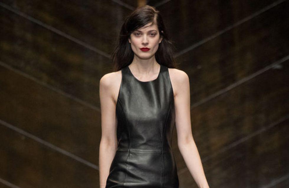 Trussardi Milano Fashion Week autunno-inverno 2015