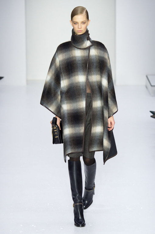Sfilata Salvatore Ferragamo Milano Fashion Week autunno-inverno 2015
