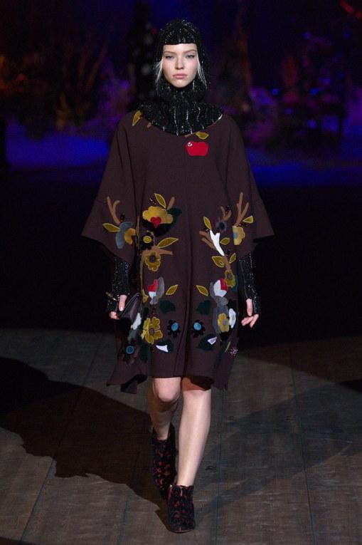 Dolce e Gabbana - Milán Fashion Week O/I 2014-2015