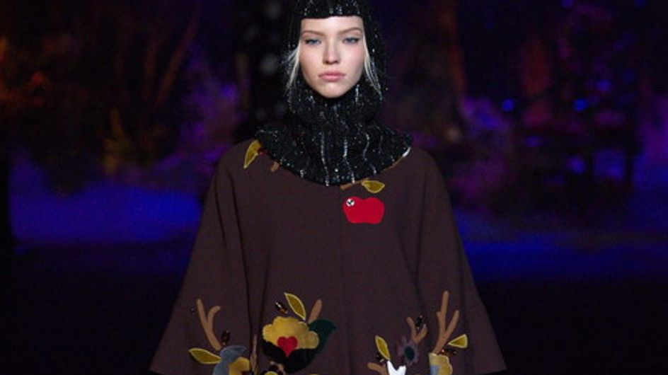 Dolce e Gabbana Milano Fashion Week autunno-inverno 2015
