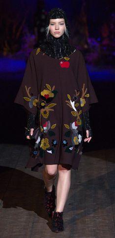 La forêt enchantée de Dolce & Gabbana