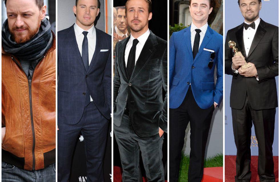 Alturas dos famosos: quem fica no começo ou no final da fila das celebridades?