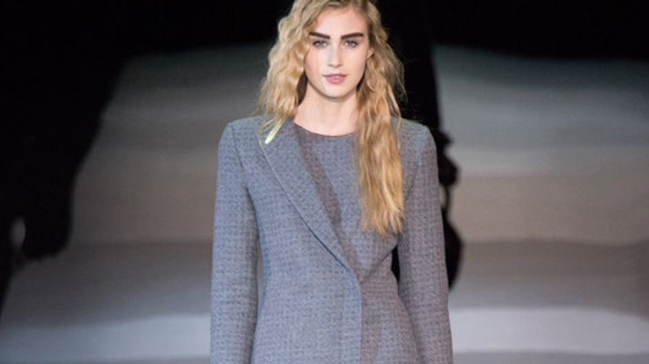 Giorgio Armani - Milán Fashion Week O/I 2014-2015