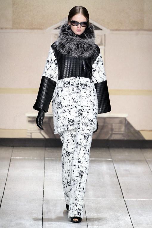 Sfilata Laura Biagiotti Milano Fashion Week autunno-inverno 2015
