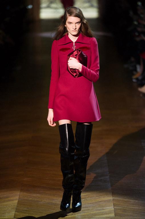 Carven Paris Fashion Week autunno inverno 2014 2015