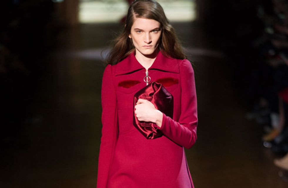 Carven - París Fashion Week O/I 2014-2015