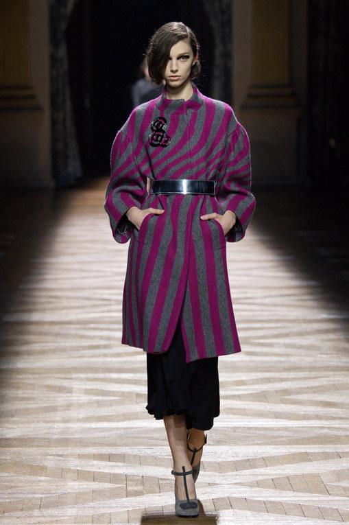 Dries Van Noten - París Fashion Week O/I 2014-2015