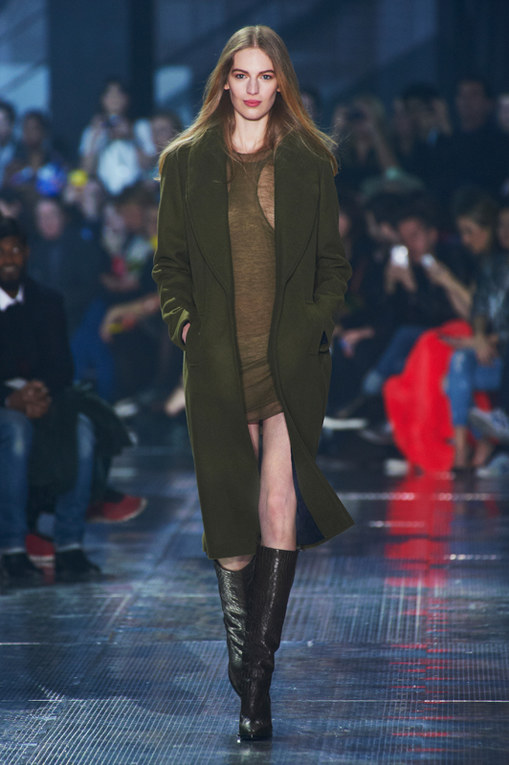 H&M Paris Fashion Week autunno inverno 2014 2015