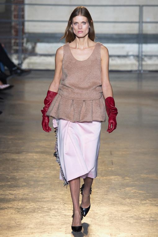Rochas Paris Fashion Week autunno inverno 2014 2015