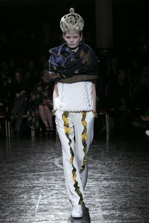 Undercover Paris Fashion Week autunno inverno 2014 2015