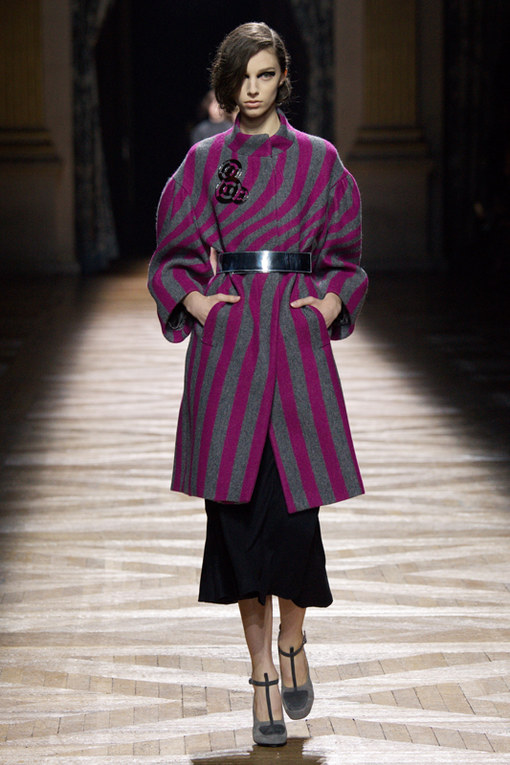 Dries Van Noten Paris Fashion Week autunno inverno 2014 2015