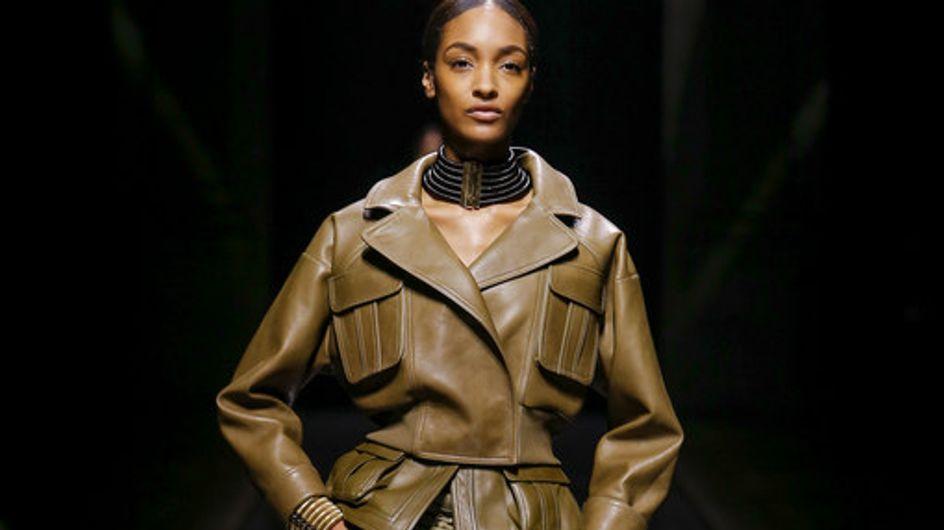 Balmain - París Fashion Week O/I 2014-2015