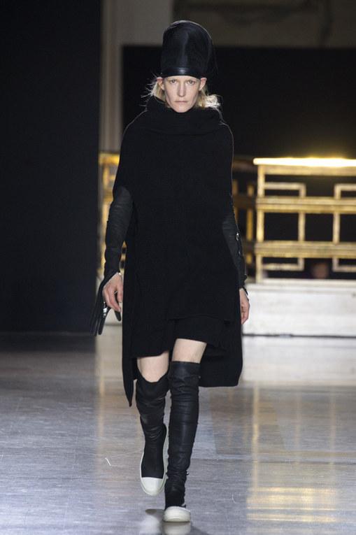 Rick Owens Paris Fashion Week autunno inverno 2014 2015