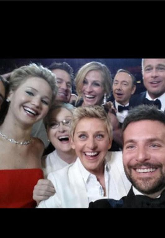 Die schönsten Bilder der Oscar-Nacht