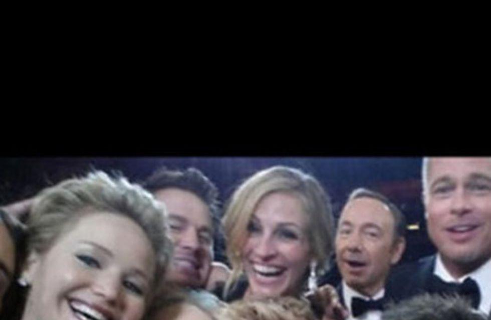 Die Oscars 2014: Die schönsten Bilder