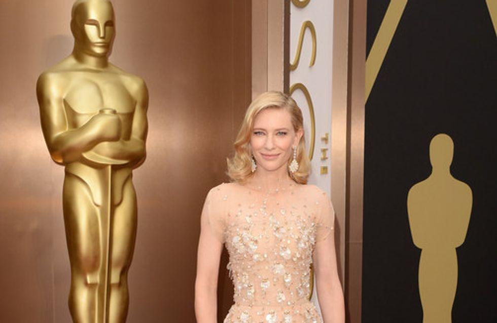 Vive el glamour de la alfombra roja de los Oscar 2014