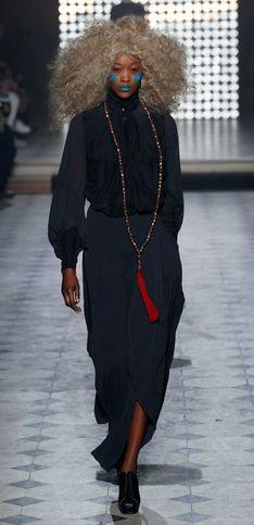 Vivienne Westwood en mode tribal