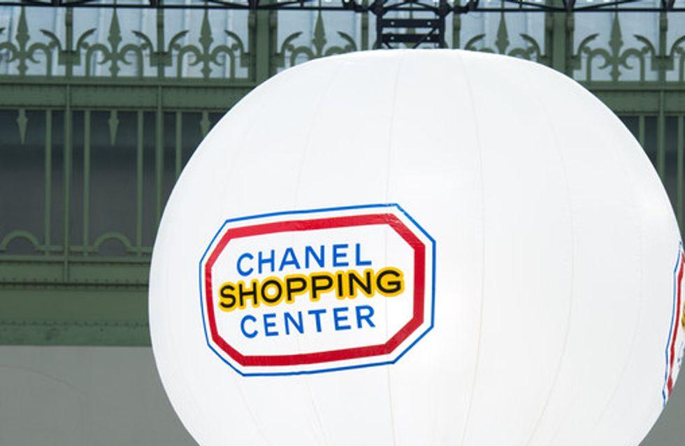 Chanel Shopping Center !