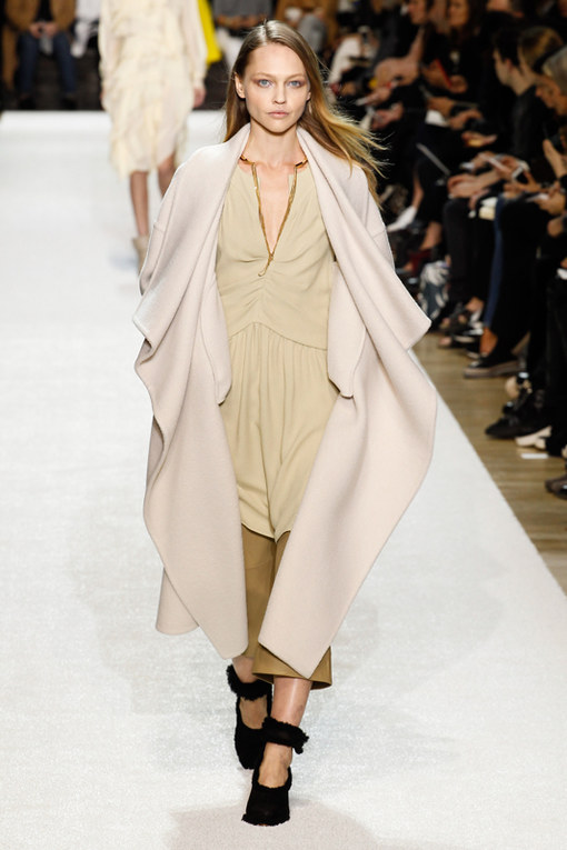 Chloé Paris Fashion Week autunno inverno 2014 2015