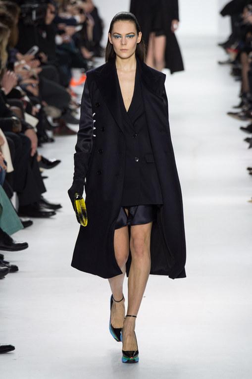 Christian Dior Paris Fashion Week autunno inverno 2014 2015