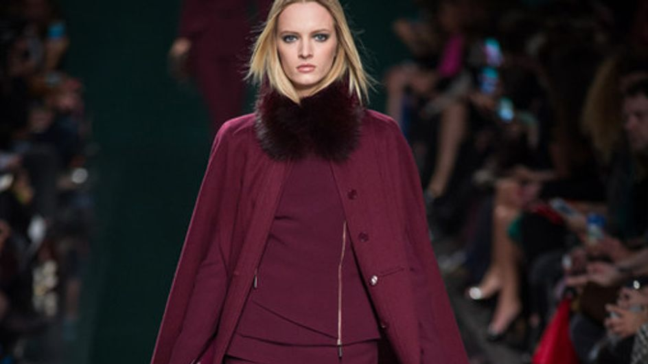Elie Saab Paris Fashion Week autunno inverno 2014 2015
