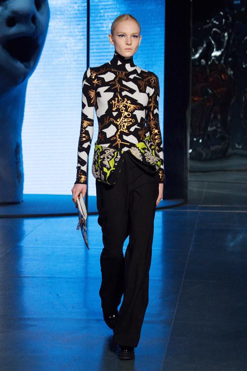 Kenzo Paris Fashion Week autunno inverno 2014 2015