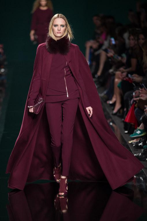 Elie Saab - París Fashion Week O/I 2014-2015
