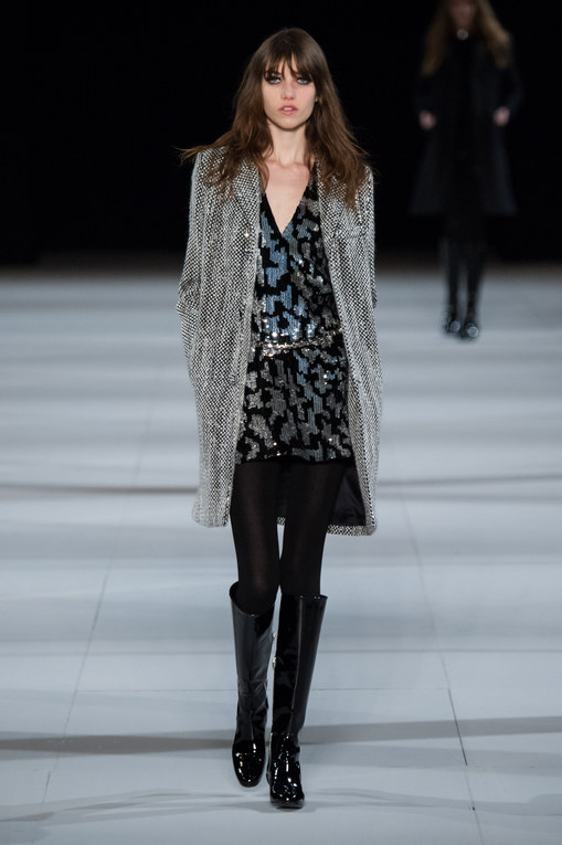Saint Laurent - París Fashion Week O/I 2014-2015