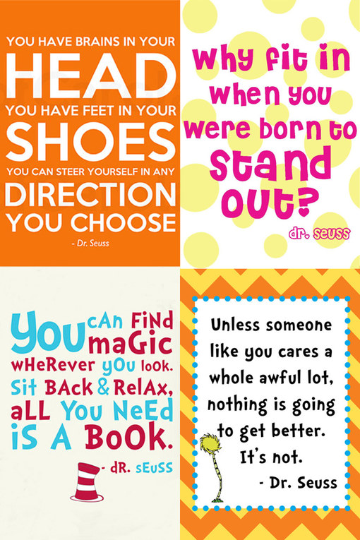 The Best Quotes of Dr. Seuss