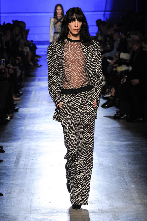 Emanuel Ungaro Paris Fashion Week autunno inverno 2014 2015