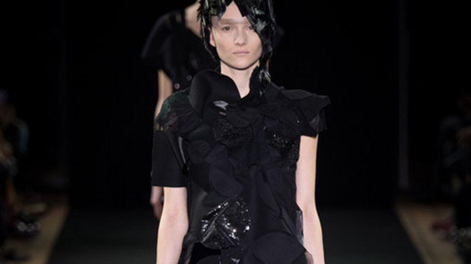 Junya Watanabe Paris Fashion Week autunno inverno 2014 2015