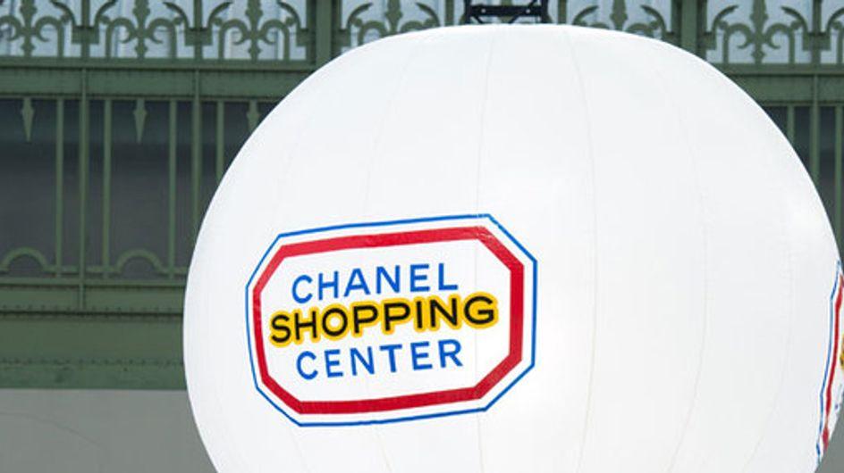 Hereinspaziert! Karl Lagerfeld lädt in den Chanel-Supermarkt