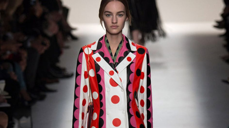 Valentino Paris Fashion Week autunno inverno 2014 2015