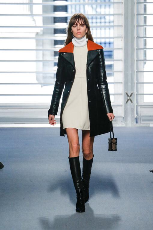 Louis Vuitton Paris Fashion Week autunno inverno 2014 2015
