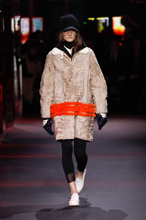 Moncler Gamme Rouge Paris Fashion Week autunno inverno 2014 2015