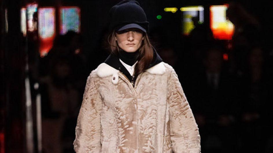 Moncler Gamme Rouge Paris Fashion Week autunno inverno 2014 2015