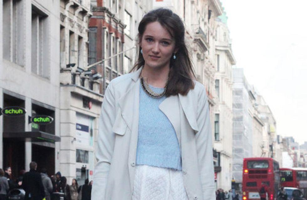Streetstyle London März 2014