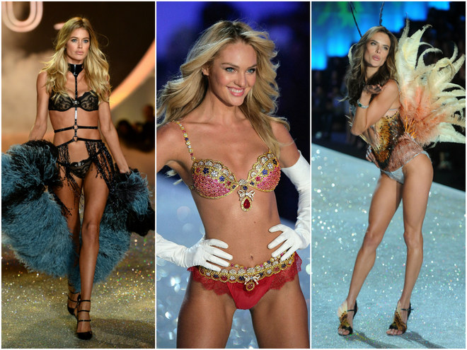 Peso e altura das angels da Victoria's Secret