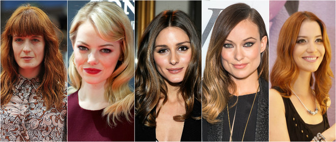 Cortes de cabelo médios: inspiração das celebridades