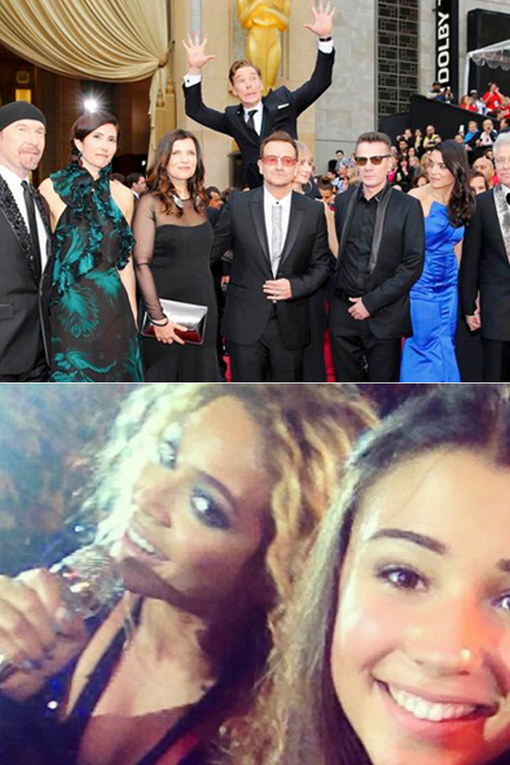 De grappigste celebrity photobombs!
