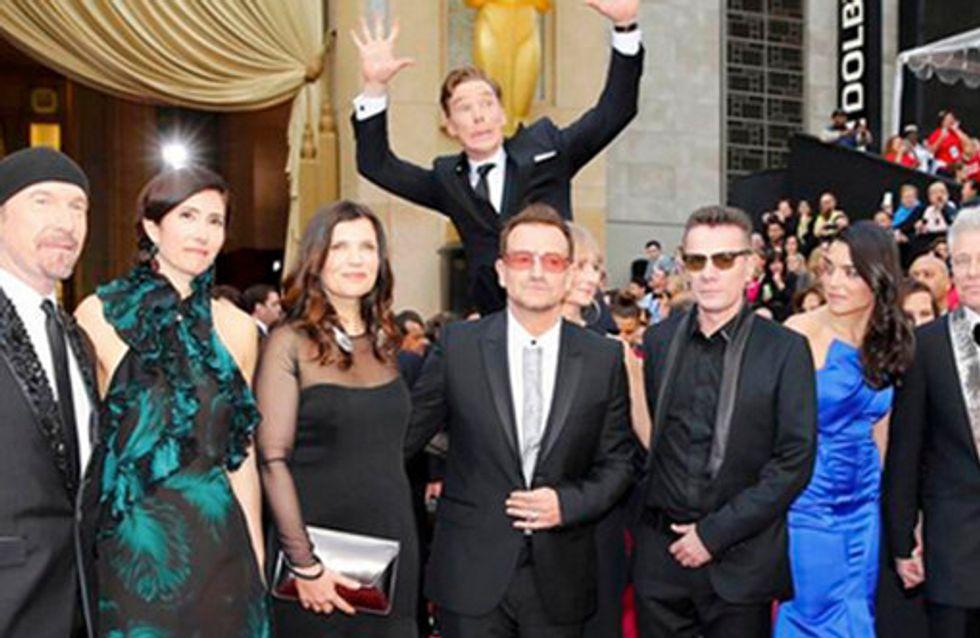 De grappigste celebrity photobombs